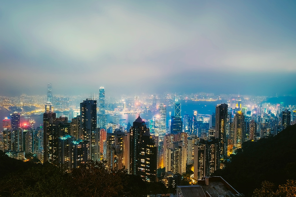 Imagen blog de Atentos al riesgo Hong Kong
