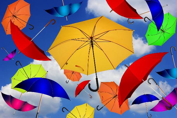 Imagen blog Consultorio de Fondos: ¿Cómo tener un buen paraguas a mano?