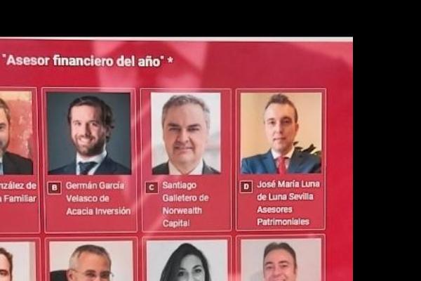 Imagen blog de NOMINACIÓN AL ASESOR FINANCIERO: AÑO 2020